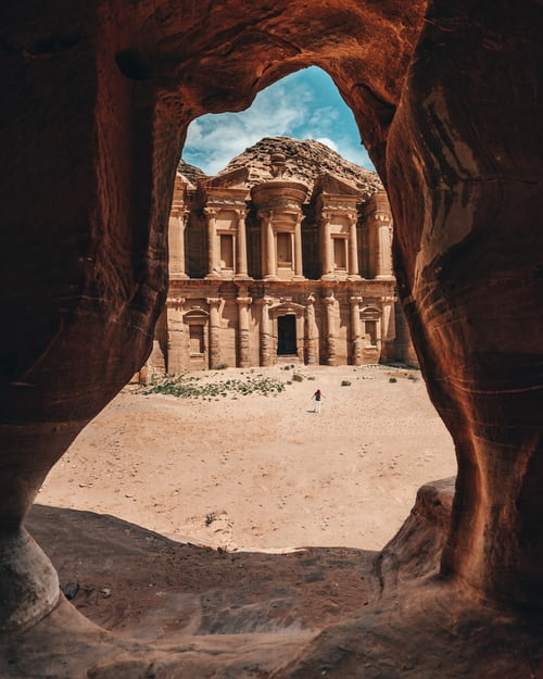 Petra e il Mar Morto