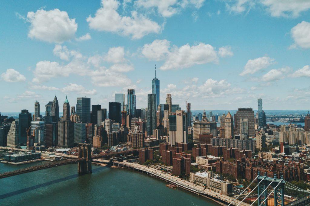Ponte dell'Immacolata a New York