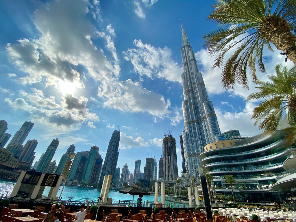 EXPO 2020 e Dubai